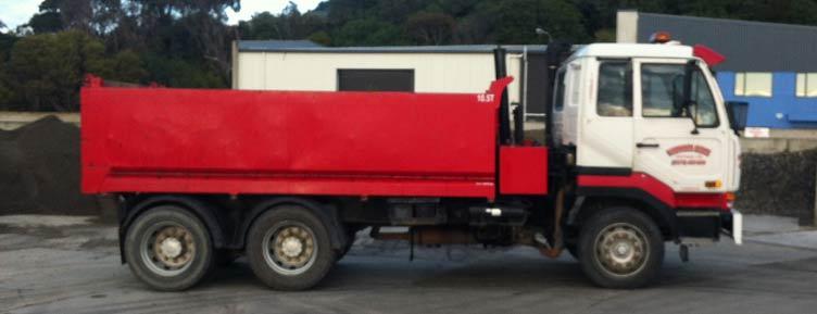 10 tonne truck hire
